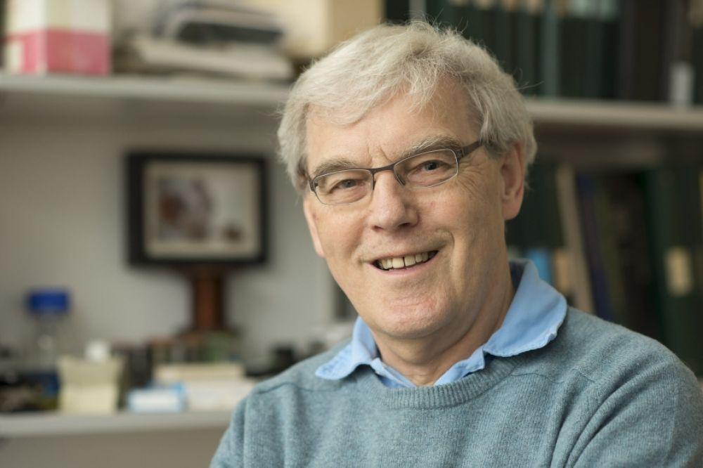 Nobel de Química 2017. Richard Henderson, británico.