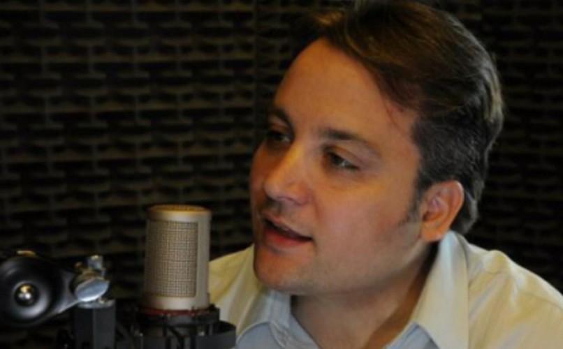 Christian Sanz, periodista