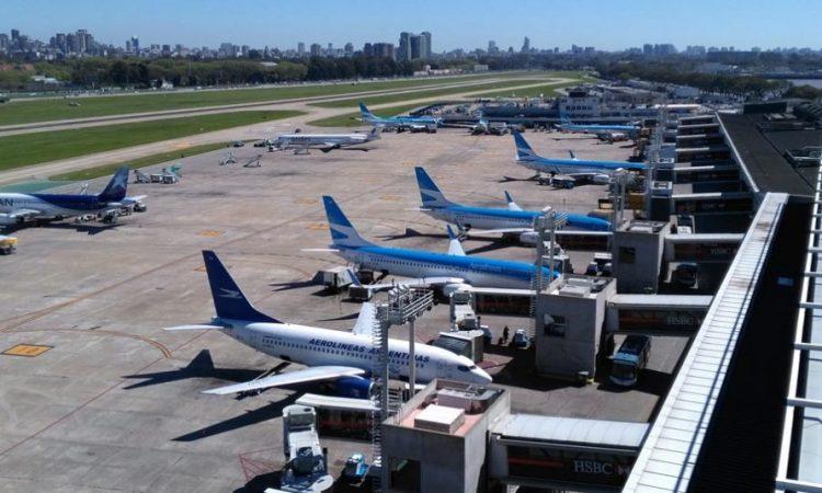 Volverán a operar desde Aeroparque vuelos regionales