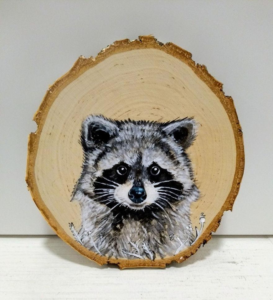Art-on-wood-slices-O-MATKO-Naturo-5a4602bc549ec__880