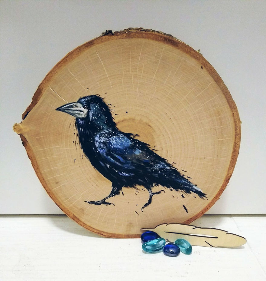Art-on-wood-slices-O-MATKO-Naturo-5a4602d18cf6a__880