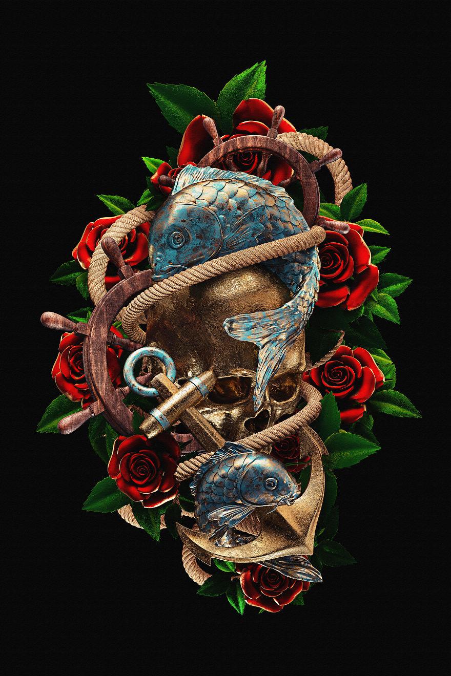 Billelis_Traditional_tattoo_3D_illustration_series_art1-5a294ec082349__880
