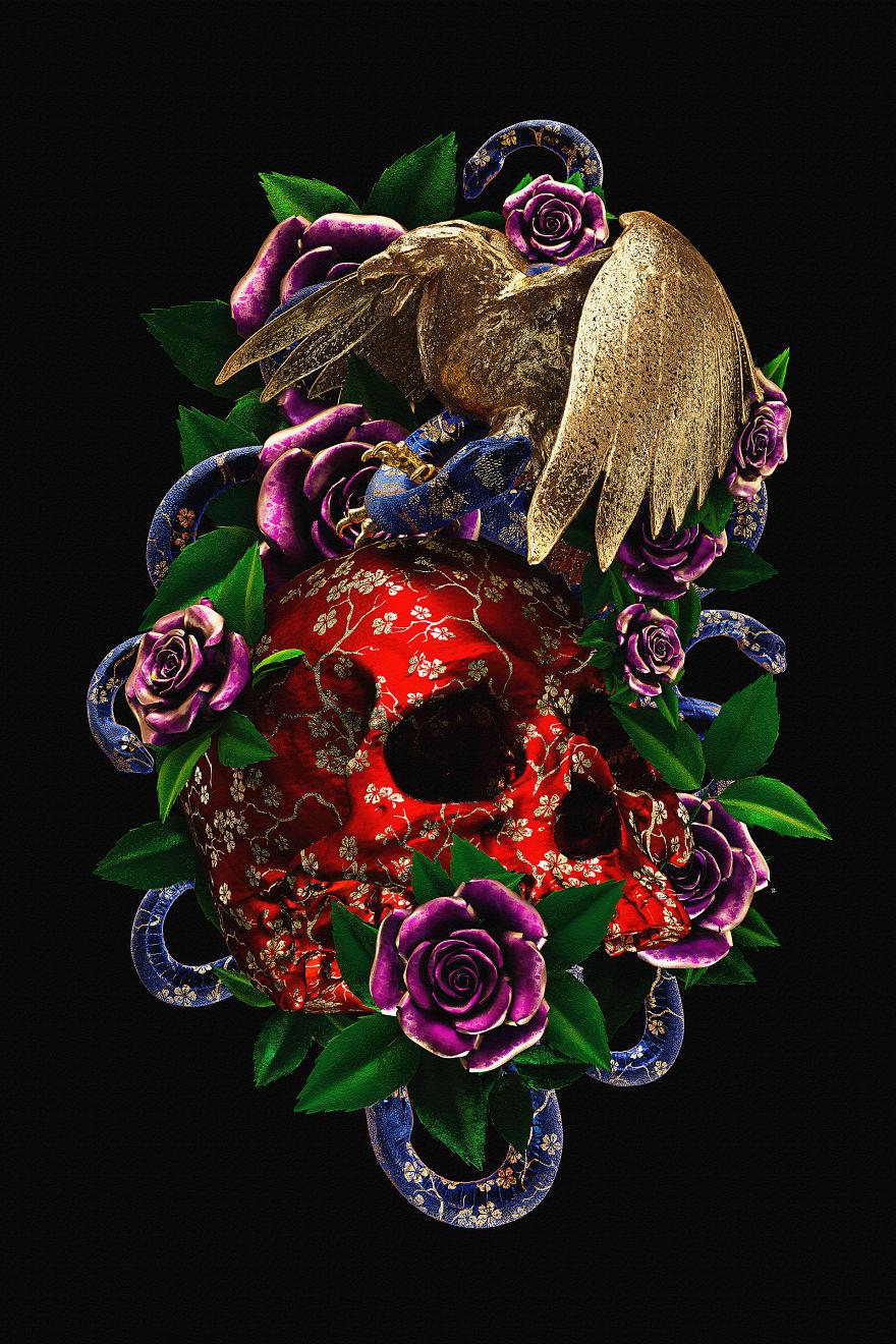 Billelis_Traditional_tattoo_3D_illustration_series_art3-5a294ed08f122__880