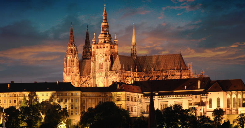 Castillo-de-Praga