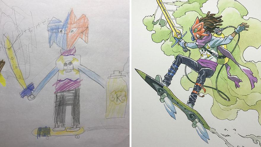 dad-kids-drawings-thomas-romain-10-5a364450c27d8__880