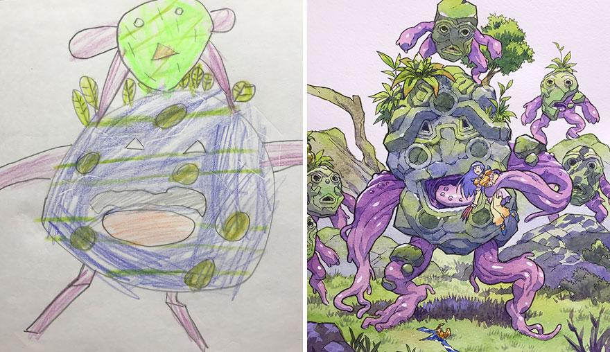 dad-kids-drawings-thomas-romain-12-5a364455ebd9a__880