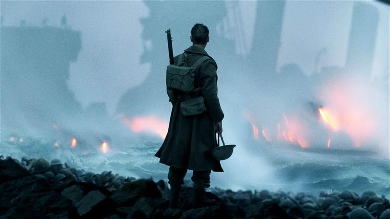Dunkerque, la guerra según Christopher Nolan.