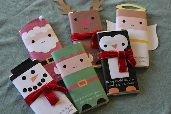 etiquetas-para-chocolatinas-navideñas
