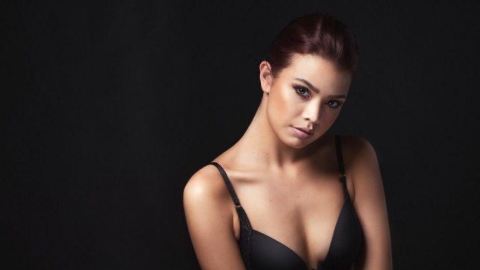 La modelo Ivana Smit
