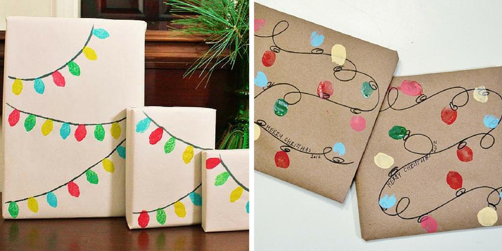 libros-de-navidad-con-luces-de-colores