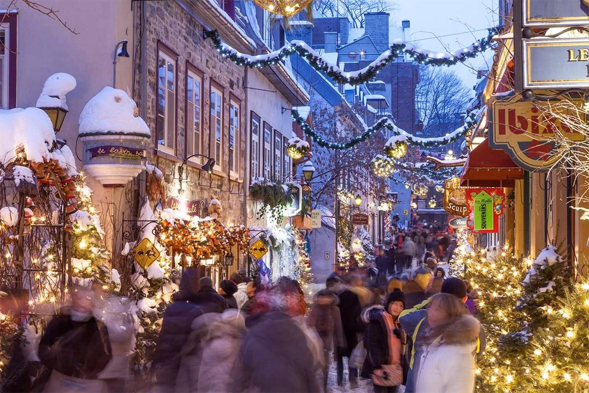 Navidad-Quebec-City-Canada