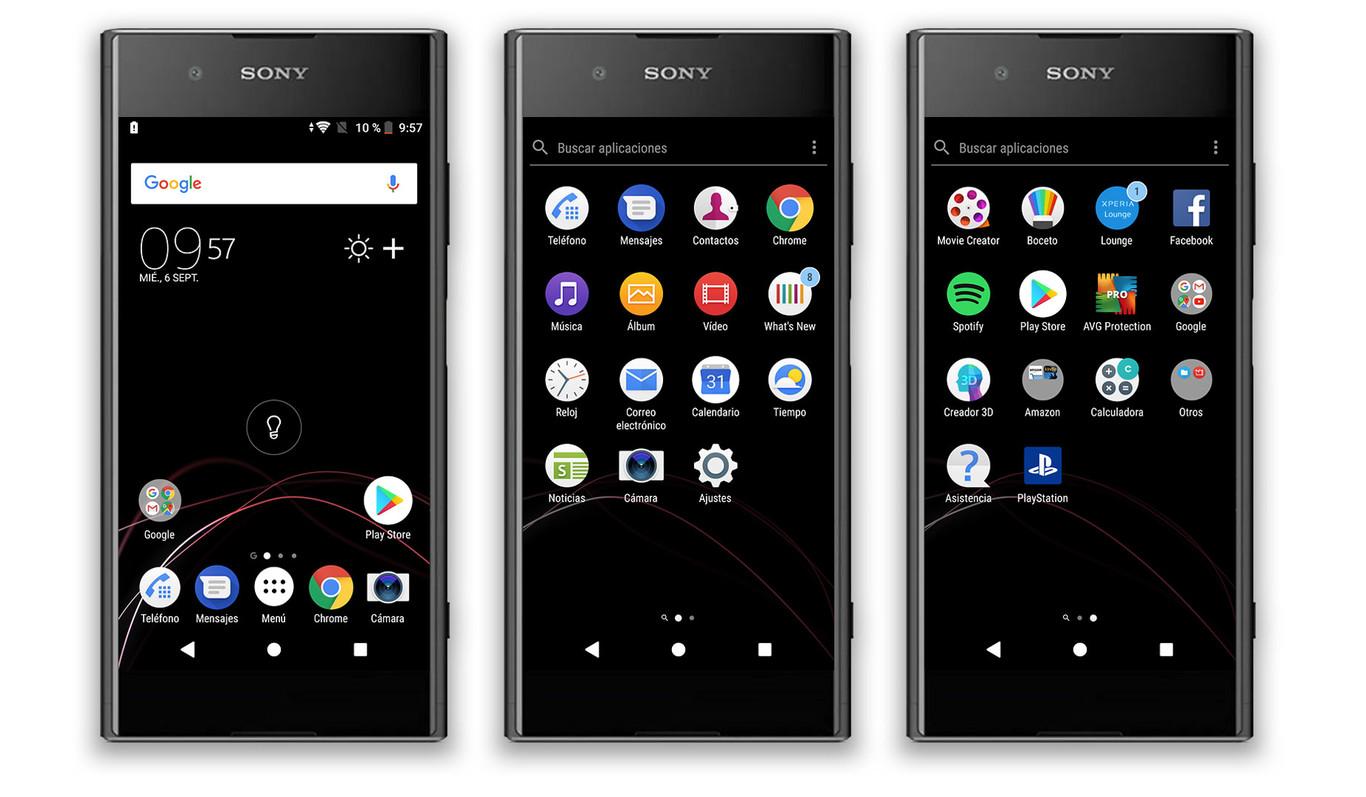Sony Xperia XZ1 - 6