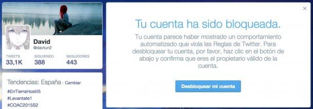 Twitter bloqueo 1
