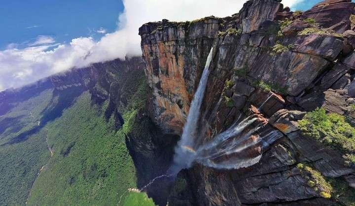 Catarata Gocta, Perú