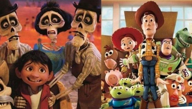 coco toy story