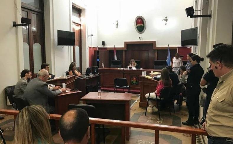 Galarza le pidió a la jueza que le fundamente en qué puede entorpecer la investigación.