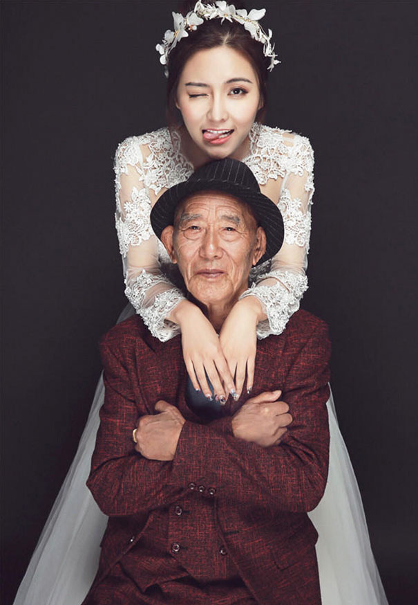 chinese-woman-wedding-photos-sick-grandfather-fu-xuewei-10-5aaa73e72bbb5__605