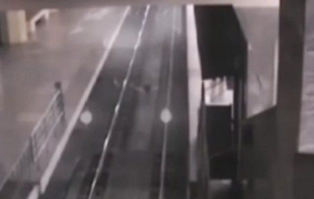 tren fanstasma