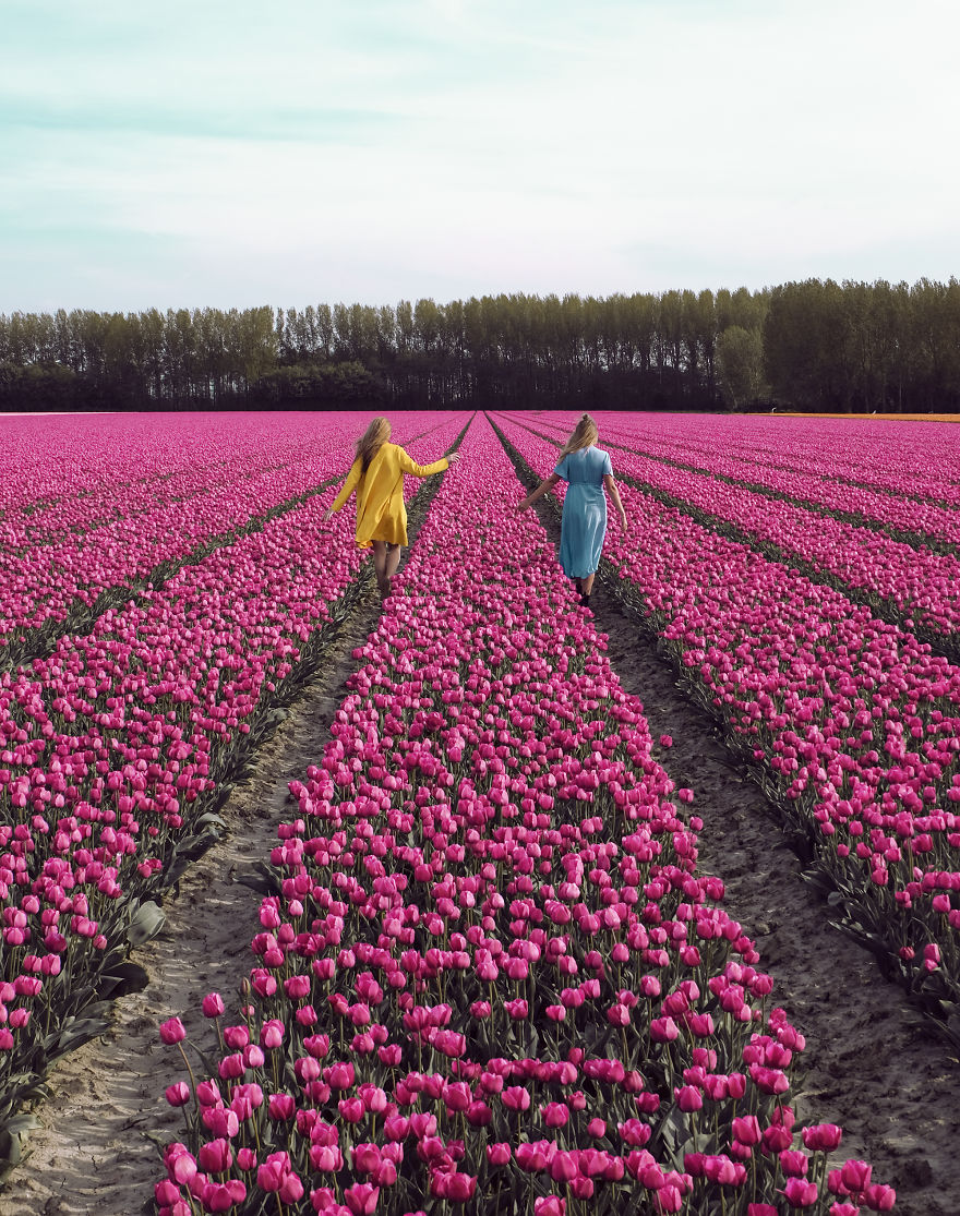 We-Photographed-The-Netherlands-Exploding-In-Colorful-Tulip-Fields-5ae593f49e642__880