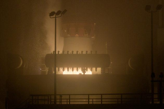 Mars InSight launch - Atlas V rocket