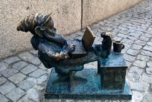 Gnomo de Wroclaw