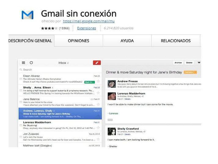 gmail sinco
