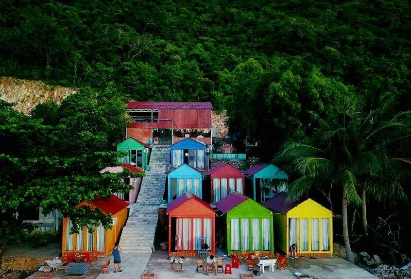 Nam Du Island 1