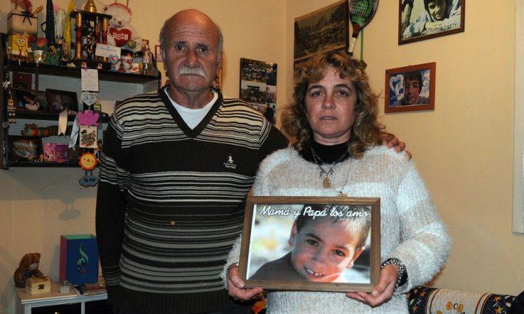 Pedía justicia por el hijo y está presa por matar al marido