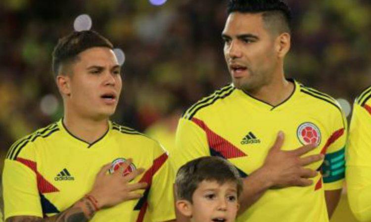 Montero y Chará reemplazan a Ospina y Quintero en Selección