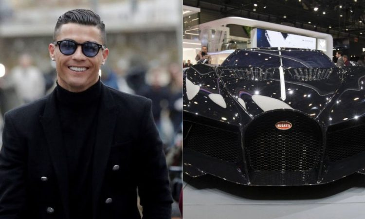 El nuevo y exclusivo 'cochazo' que habría adquirido Cristiano Ronaldo