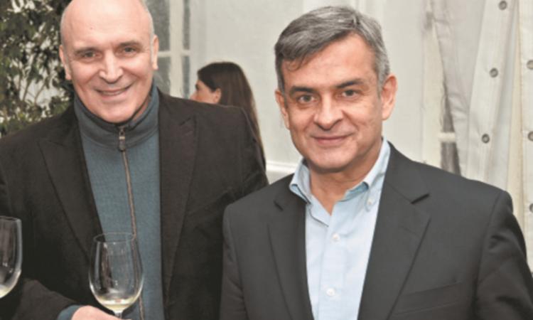 Espert eligió al periodista mendocino Luis Rosales como su candidato a vicepresidente
