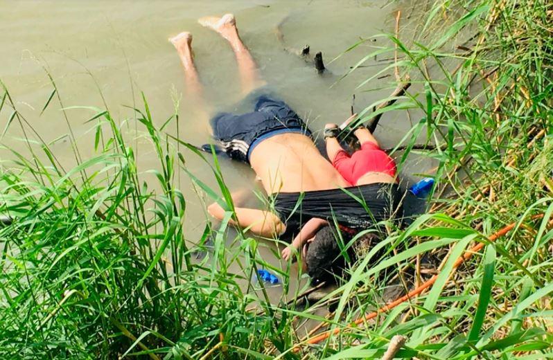 Se espera en NL arribo de cuerpos de migrantes ahogados en río