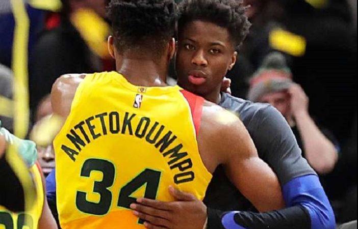 Los Lakers obtienen a K. Antetokounmpo de las bajas de Dallas