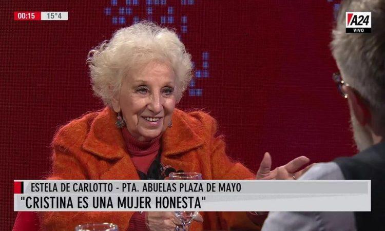 Estela de Carlotto: