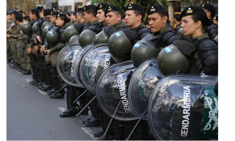 Resultado de imagen para servicio voluntario gendarmeria