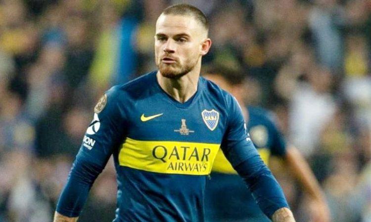 Boca aceptó la oferta del Cagliari y Nández parte para Italia