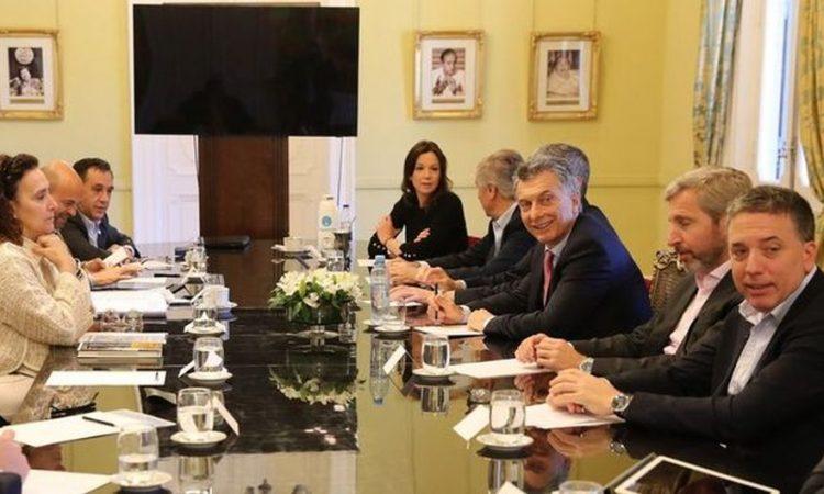 Actualidad: Macri me transmitió las prioridades de la gestión, dijo Lacunza
