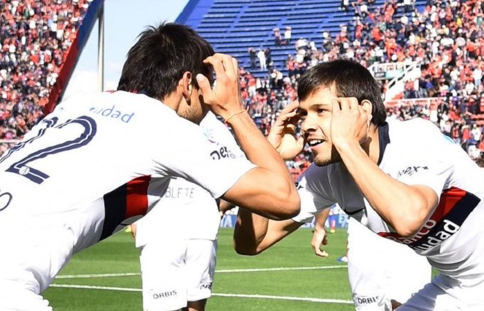 San Lorenzo venció a Unión y es líder absoluto