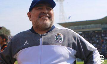El gesto solidario que prometió Maradona para el día de su muerte