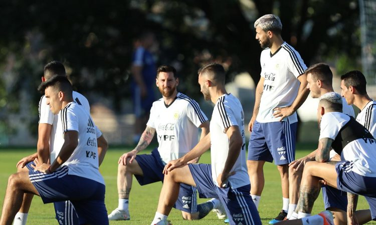 La Argentina de Ocampos y Lo Celso se concentrará en Mallorca