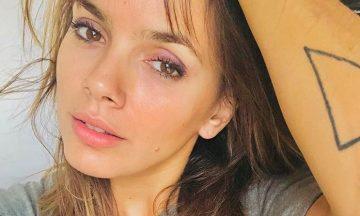 """La inesperada declaración de Natalie Pérez: """"Tengo novia"""""""