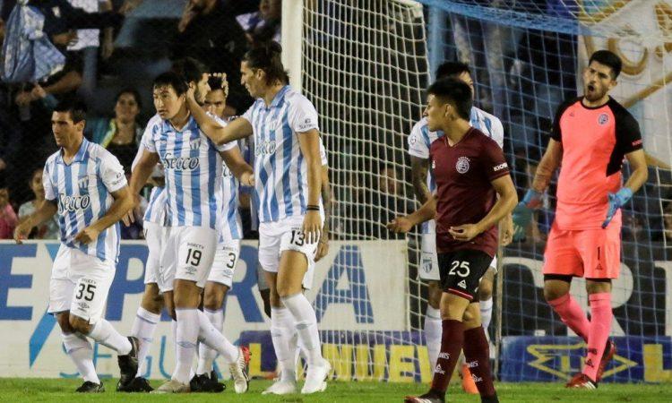 En vivo: El Atlético de Zielinski empata ante Lanús en Tucumán