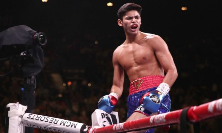 El impactante nocaut de Ryan García, la joven promesa del boxeo estadounidense