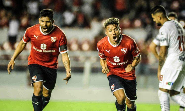 Independiente cerró con una goleada
