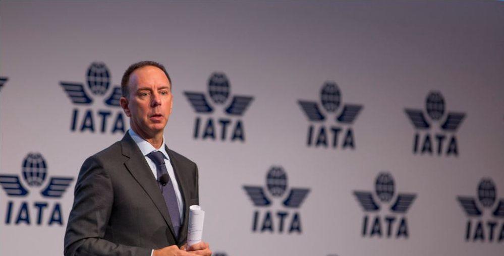 Peter Cedrá, vicepresidente Regional de Las Américas de IATA