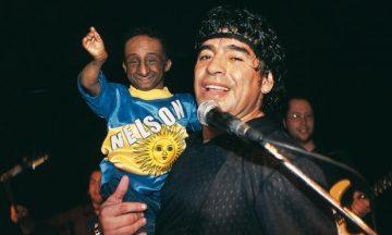 "Desopilante anécdota de Coppola: cuando Maradona ""revoleó"" a Nelson"