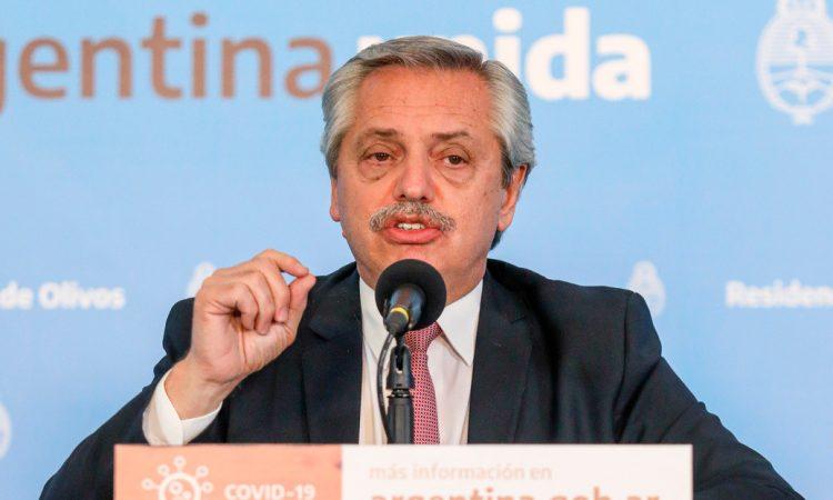 Alberto Fernández criticó a EEUU y dijo que extraña a Chávez, Evo ...
