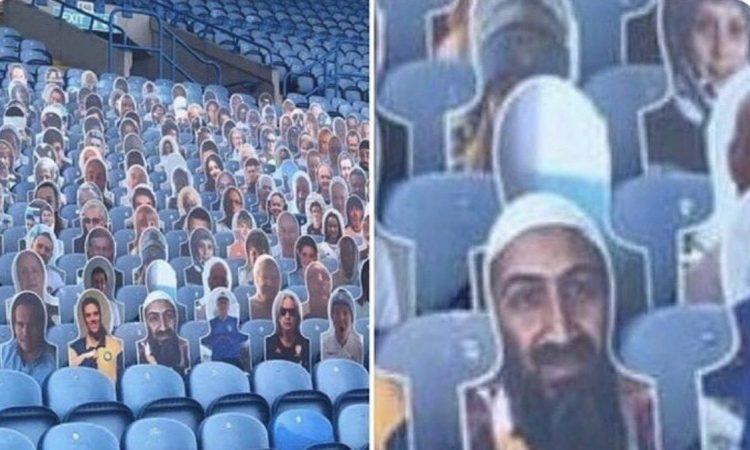 Bin Laden apareció en la tribuna del Leeds de Marcelo Bielsa — Insólito