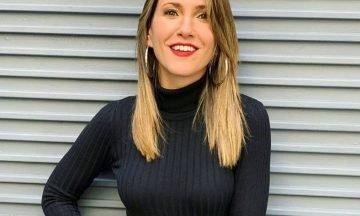 Entrevista a Fernanda Arena: conducción, cine, viajes y un inesperado contagio de Covid-19