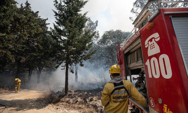 Incendios en Córdoba